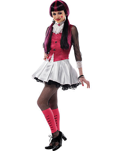 Monster High The Real Draculaura  Costume