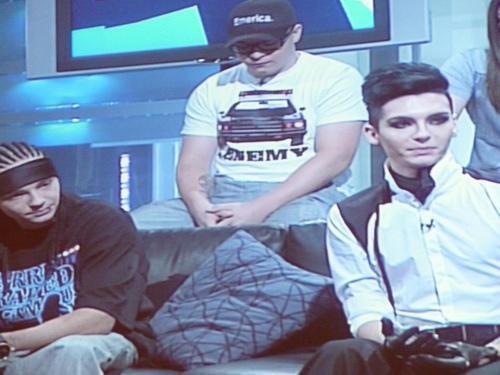Tokio Hotel-Eon5 Entrevista