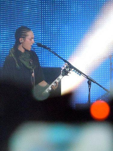 Tom Kaulitz En Concierto