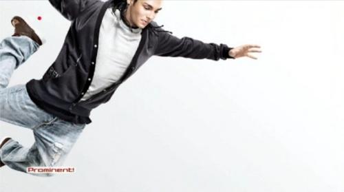 Tom Kaulitz-Reebok Photoshop-2010