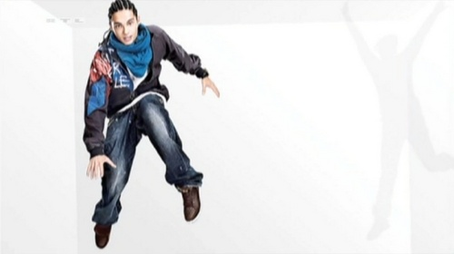 Tom Kaulitz-Reebok Photoshop-2010