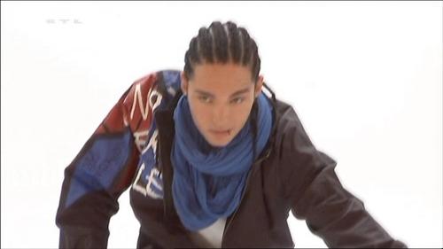Tom Kaulitz-Reebok Photoshop