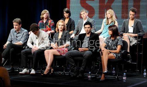 US cast MTV