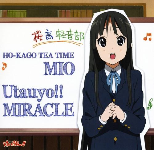 Utauyo!! MIRACLE Mio