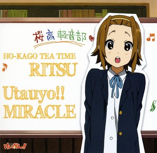 Utauyo!! MIRACLE Ritsu