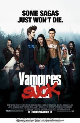 Vampires Suck!