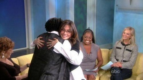 Vanessa Marcil Giovinazzo on The View (August 2010)