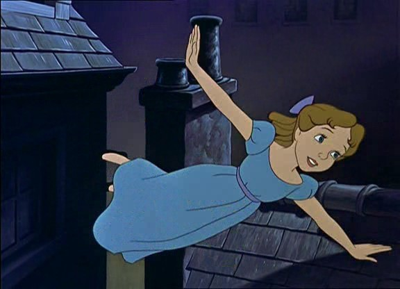 Peter pan and wendy join