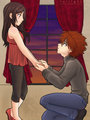 Would you marry me, Bella? - twilight-series photo