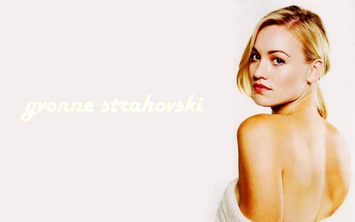 Yvonne Strahovski Hintergrund called Yvonne