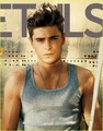 Zac Efron: Details Cover Boy! - hottest-actors photo