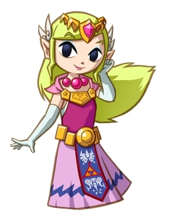 Zelda is cute