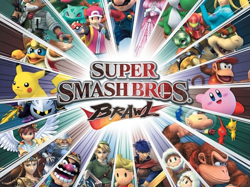 Super Smash Bros. Brawl 壁纸 called aarons