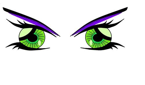 ऐनीमे eyes 2