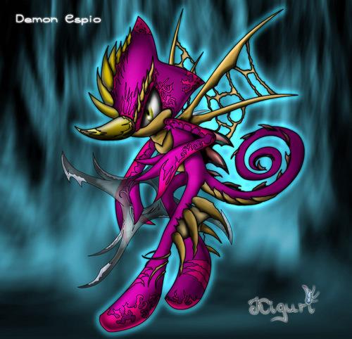 demon Espio