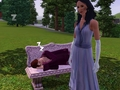 edward on the sims 3