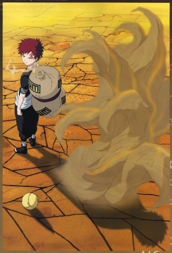 Gaara of Suna wallpaper called garaa