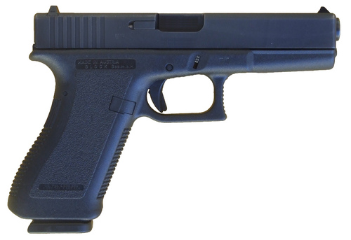 glock 17,2nd gem