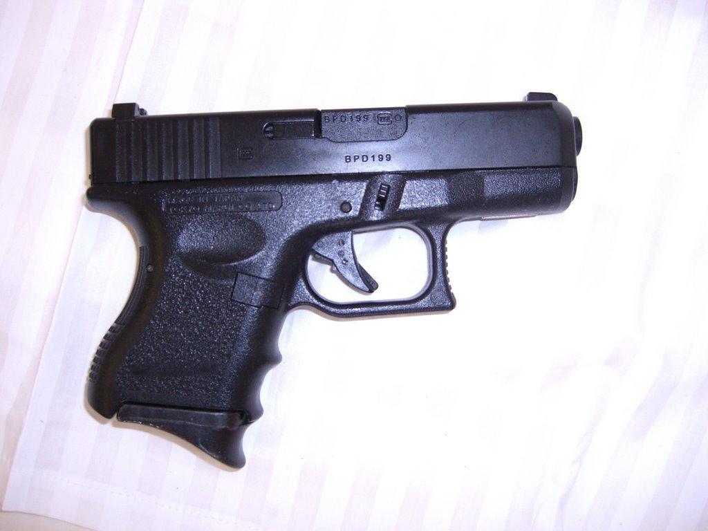 glock 26: