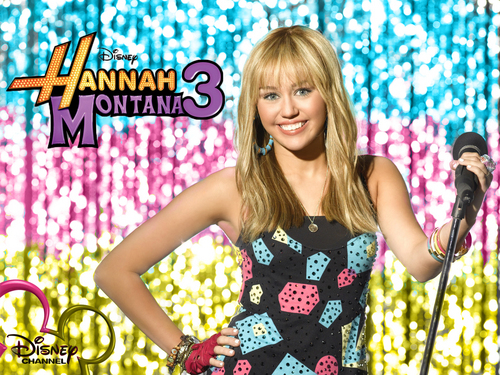 hannah montana season 3 exclusive kertas-kertas dinding as a part of 100 days of hannah sejak Dj !!!