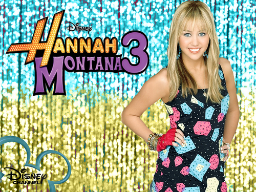 hannah montana season 3 fonds d'écran as a part of 100 days of hannah par pearl !!!