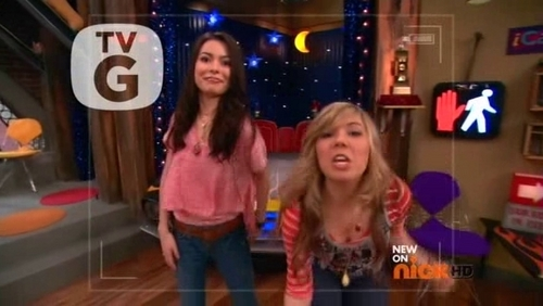 iCarly वॉलपेपर entitled iGot A Hot Room