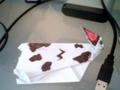 my origami bunny