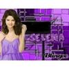 selena gomez foto called purple sel