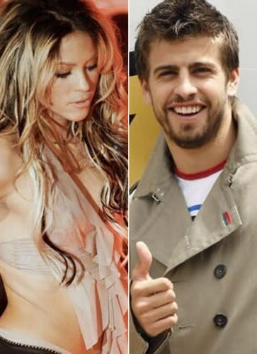 shakira and g.pique