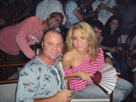 Shakira party