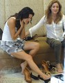 shoe shopping - rizzoli-and-isles photo