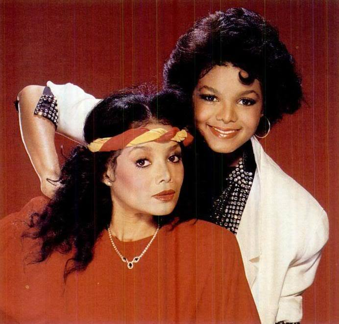 latoya and janet jackson - photo #18