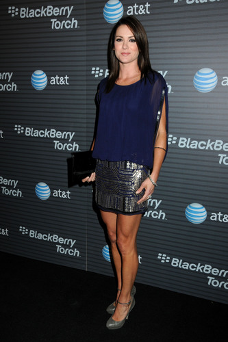 """Blackberry Torch"" AT&T U.S. Launch Party In Los Angeles-august 11"