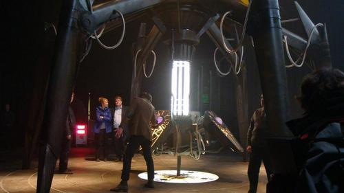 5x11 Behind the Scenes