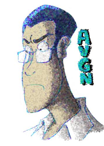 AVGN pointillism 01