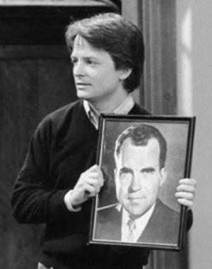 Alex P. Keaton - michael-j-fox Photo