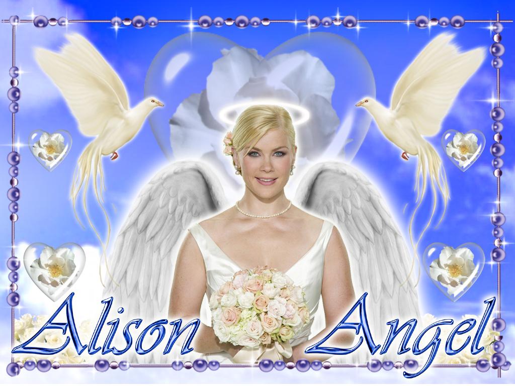 Alison Sweeney Alison Angel 3