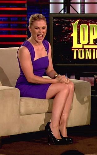 Anna @ Lopez Tonight