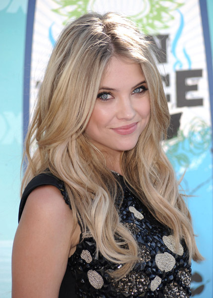 ashley benson bring it on. Ashley @ Teen Choice Awards
