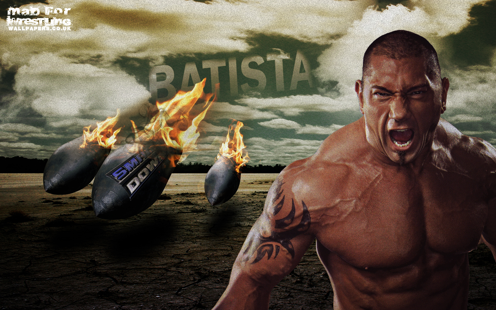 wwe raw images batista hd wallpaper and background photos
