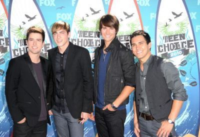 BTR @ Teen Choice Awards