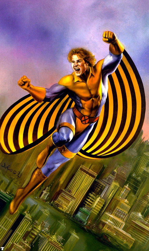 Marvel Comics Banshee