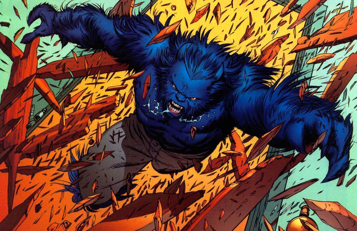 Marvel comics beast