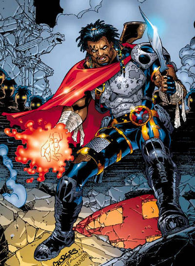 Bishop - Marvel Comics Photo (14636502) - Fanpop