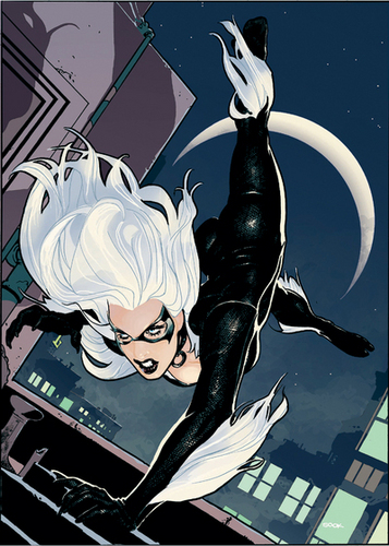 The gallery for --> Marvel Black Cat