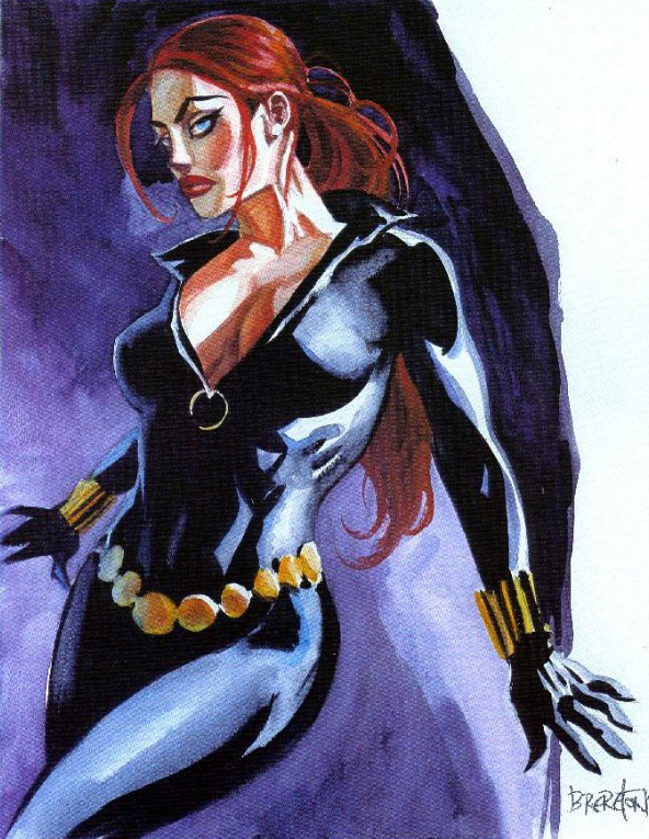 Marvel black widow - photo#10