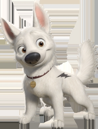 Disney Animals wallpaper called Bolt