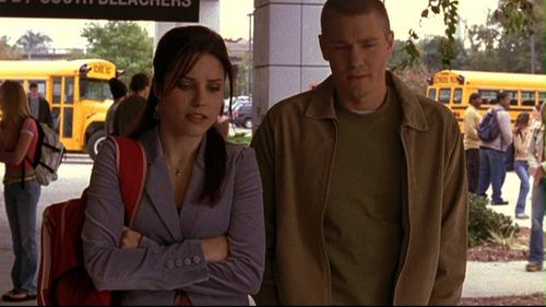 Brooke & Lucas 2x11 - brucas Screencap