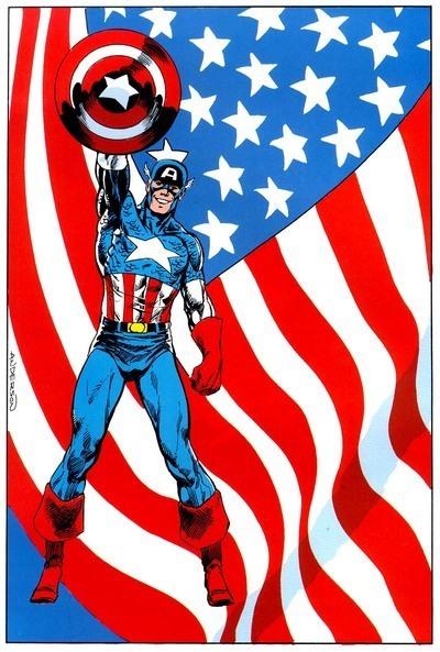 Captain America Comics Covers Captain America Comic Book