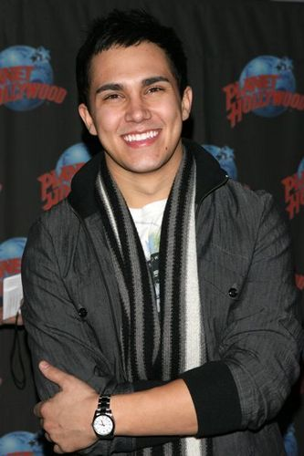 Carlos Being Awesome
